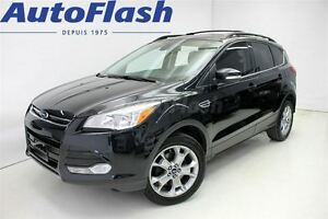 2013 Ford Escape SEL AWD 2.0L Ecoboost * Cuir/Leather * Navigati