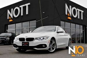2015 BMW 428i xDrive, AWD, Navi, Convertible