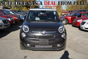 2015 Fiat 500L COMPANY DEMO, LOUNGE, LEATHER  ONLY $28,995