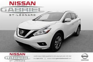 2015 Nissan Murano SV AWD CAMERA DE RECUL/ MAGS/HITCH