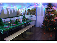 Venue to hire on a BOAT central London Maida Vale DECEMBER/ JANUARY