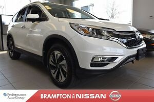2015 Honda CR-V Tourin*Leather,Rear View Monitor,Navigation*