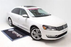 2013 Volkswagen Passat TDI+HIGHLINE+NAV+GARANTIE