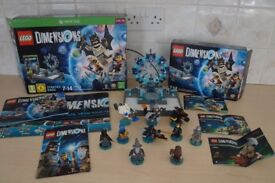 Lego Dimensions with Box and Extras AS NEW