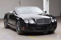2010 Bentley Continental GTC Speed - 602 HP