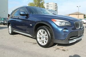 2012 BMW X1 xDrive28i (A8), LEATHER, SUNROOF, NO ACCIDENTS