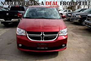 2014 Dodge Grand Caravan Crew CERTIFIED & E-TESTED!**SPRING SPEC