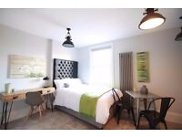 **LUXURY** STUDIO flat with HIGHEST SPEC in the center of Crouch End! Brand New building!**