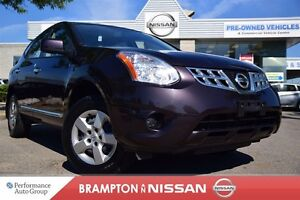 2013 Nissan Rogue S *Proximity Sensors,Bluetooth,Traction Contro