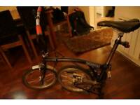 Brompton 3 speed black