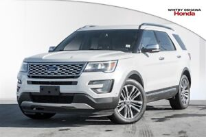 2017 Ford Explorer Platinum | Automatic