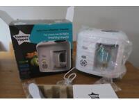 Tommee Tippee Baby Food Steam Blender