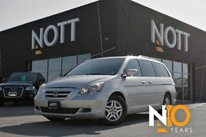 2007 Honda Odyssey EX-L, 8 Pass, Heated Leather, Sunroof