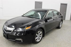 2013 Acura TL Tech Pkg - Accident Free, Nav, Backup cam