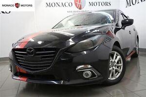 2015 Mazda MAZDA3 SPORT NAV CAM MAN LEATHER SUB MUST SEE