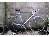 RALEIGH RAPIDE, 23.5 inch, vintage racer racing road bike, 12 speed