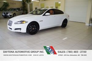 2015 Jaguar XF 3.0L SUPERCHARGED NO ACCIDENTS!