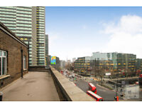Fantastic Penthouse two double bedroom flat with a private balcony close to Warren Street tube.