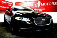 2011 Jaguar XJ EXECUTIVE LUXURY PKG at MONACOMOTORS
