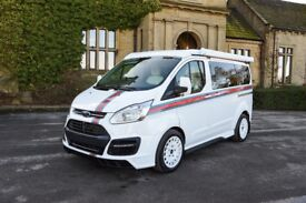 Ford Terrier MS-RT Special Edition probably the best campervan in the UK.