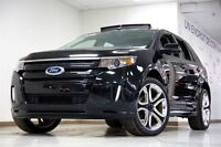 2013 Ford Edge SPORT CUIR NAVIGATION CAMERA DE RECUL AWD