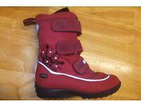 Clarks waterprof boots