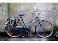 KAPTEIN MONTANA, 22 inch, vintage ladies womens dutch holland bike, single speed