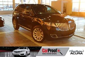 2015 Lincoln MKX Leather, Navigation, Sunroof, AWD