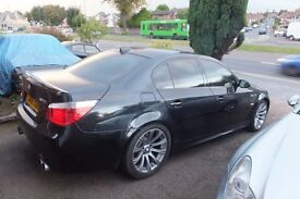 BMW E60 M5 SALOON 2006