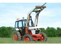 David brown 1390 4WD tractor