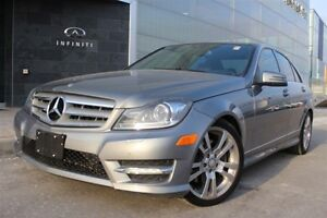 2013 Mercedes-Benz C-Class Base C 350 4MATIC,NAVI,ROOF,BLIND...