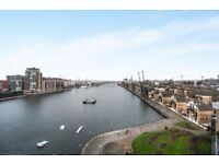 2 BEDROOM RIVER VIEW APARTMENT IN ROYAL DOCKS NOW AVAILABLE!!!