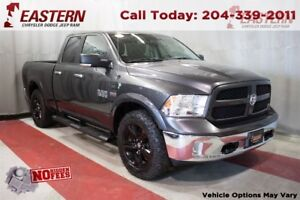 2014 Ram 1500 OUTDOORSMAN 5.7L V8 4X4 REMOTE STRT CRUISE