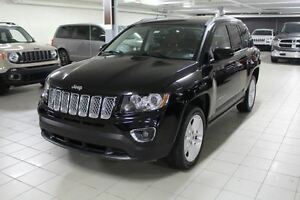2014 Jeep Compass LIMITED 2X4 *CUIR/TOIT/CAMERA RECUL*