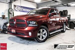 2014 Ram 1500 Sport HEMI! NAV! HEATED SEATS!