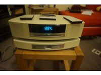 Bose Wave music with multi-CD changer Audio Shelf System