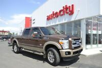 2011 Ford F-350 King Ranch | Fully Loaded Interior |
