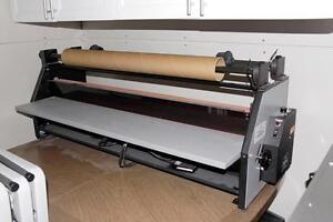 "Drytac 42"" electric coldmount laminator - yetanother price drop!"