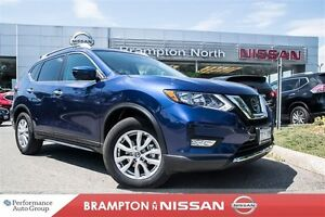 2017 Nissan Rogue SV Dealership Demo*Blindspot|Rear view cam*