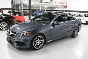 2015 Mercedes-Benz E-Class 400 4-MATIC COUPE AMG | WARRANTY