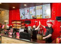 Team Member/Baker - New QSR Restaurant Strathkelvin Retail Park