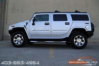 2009 Hummer H2 Limited Edition Silver Ice Metallic