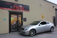 2004 Infiniti G35 Coupe M6 *BREMBO* // AUCUN ACCIDENT // BAS KMS