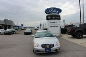 2011 Buick Lucerne -CXL|LEATHER|SUNROOF|$0 DOWN $55 WEEKLY O.A.C
