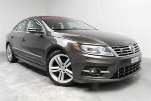 2013 Volkswagen CC HIGHLINE+R-LINE+TECH