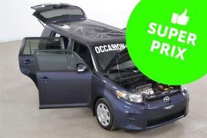 2012 Scion xB 2.4L Gr.Electrique+Air+Bluetooth Automatique