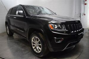 2016 Jeep Grand Cherokee LIMITED AWD CUIR MAGS