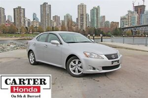 2010 Lexus IS 250 RARE MANUAL! + SUPER LOW KMS! MUST SEE!