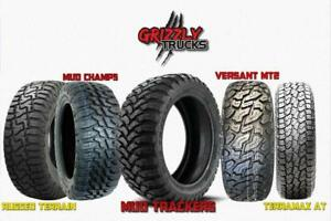 SPRING MEGA SALE !!! MUD, RUGGED AND ALL TERRAINS !!! MUST SELL ***WE SHIP ANYWHERE***