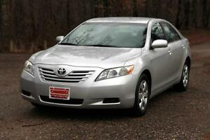 2008 Toyota Camry LE | Accident-FREE | ONLY 78K | CERTIFIED +...